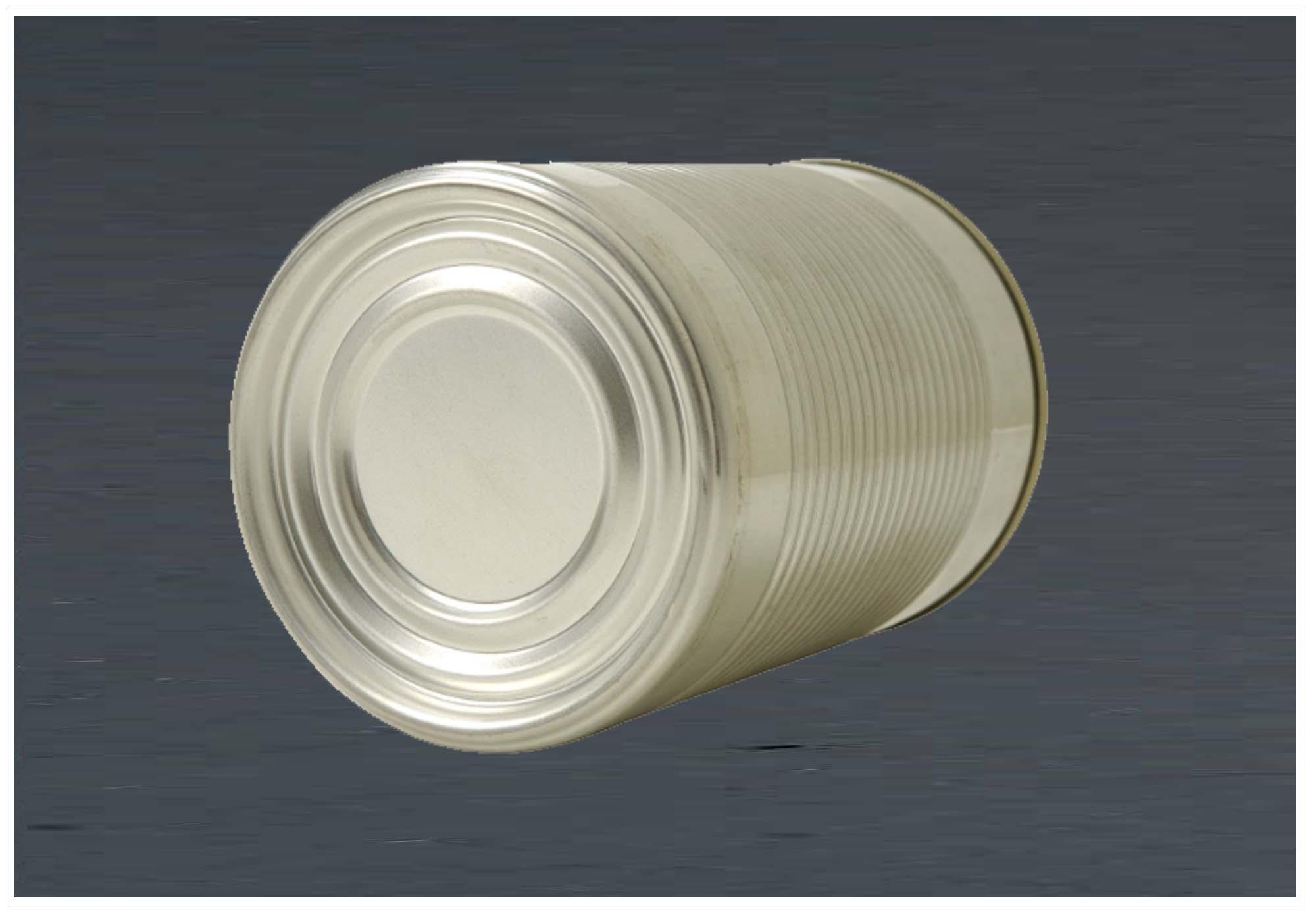 2-Piece DWI Steel Can
